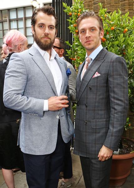 Неделя мужской моды в Лондоне: главные показы и гости | галерея [2] фото [6]