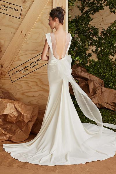 Лучшие коллекции Недели свадебной моды | галерея [7] фото [11]