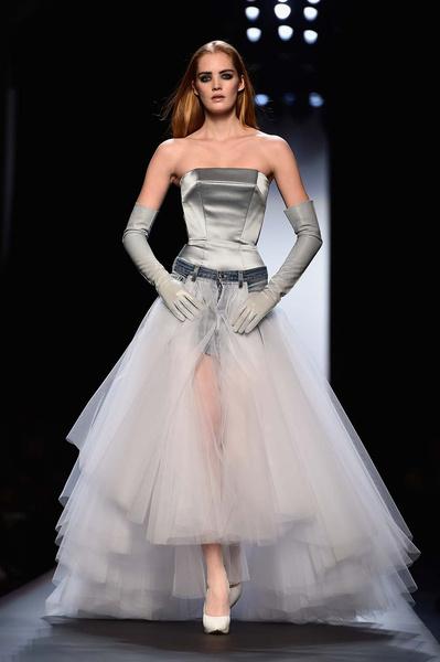 Показ Jean Paul Gaultier Couture | галерея [1] фото [7]