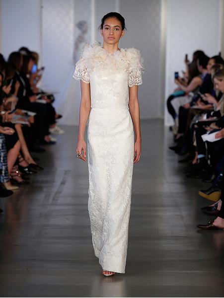 Лучшие коллекции Недели свадебной моды | галерея [3] фото [19]
