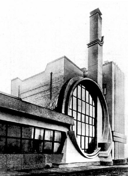 125 лет со дня рождения Константина Мельникова   галерея [1] фото [1]