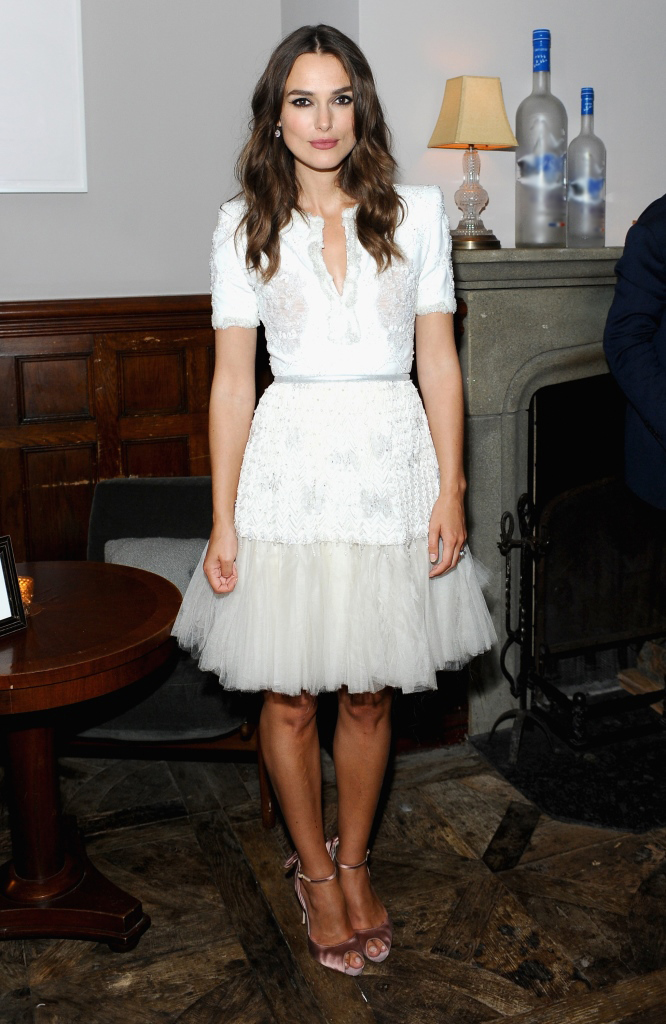 Кира Найтли в Chanel Couture
