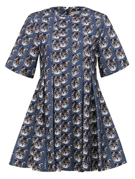 100 самых красивых платьев из осенних коллекций | галерея [1] фото [39]
