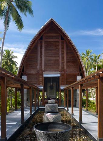 Shangri-La Villingili Resort and SPA