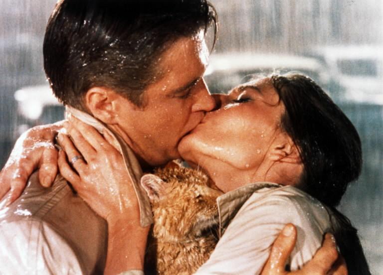 «Завтрак у Тиффани» – самая романтичная сцена