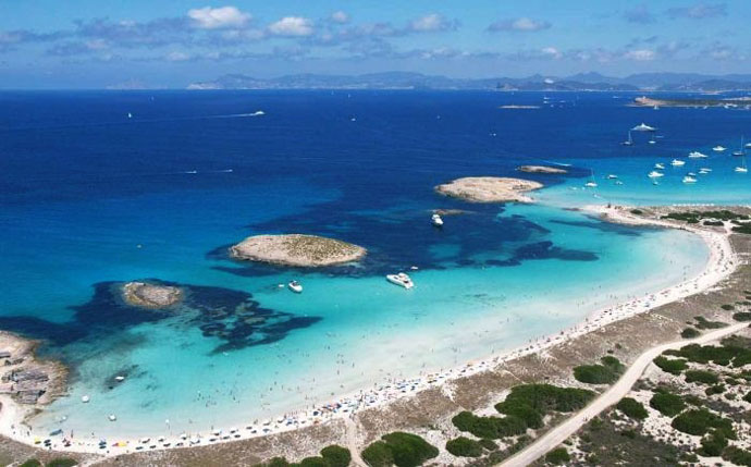 Остров Форментера, Испания 1