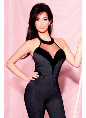 Рекламная кампания новой коллекции Kardashian Kollection