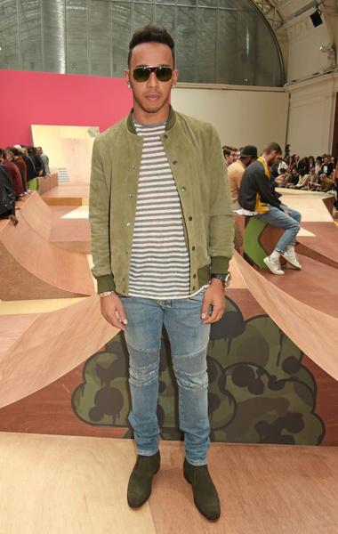 Неделя мужской моды в Лондоне: главные показы и гости | галерея [2] фото [2]