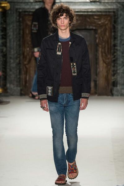 Неделя мужской моды в Париже: лучшие показы | галерея [1] фото [18]