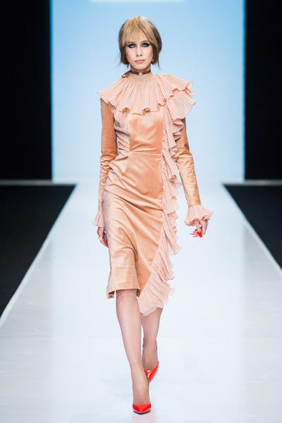 Неделя моды в Москве: лучшие показы | галерея [2] фото [9]
