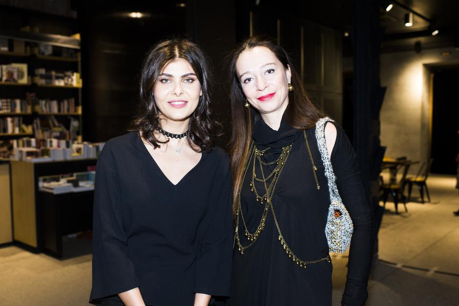 Надежда Оболенцева и Ирина Кудрина