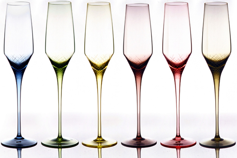 Бокалы для шампанского Sera-Irida, MATEO