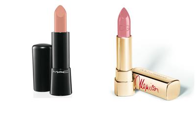 Выбор Elle.ru: помады для губ Mineralize Lune Naturale, M.A.C и True Monica Voluptuous Lipstick, Dolce&Gabbana