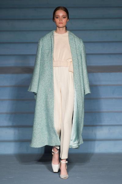 Неделя моды в Лондоне: 21 февраля | галерея [1] фото [10]