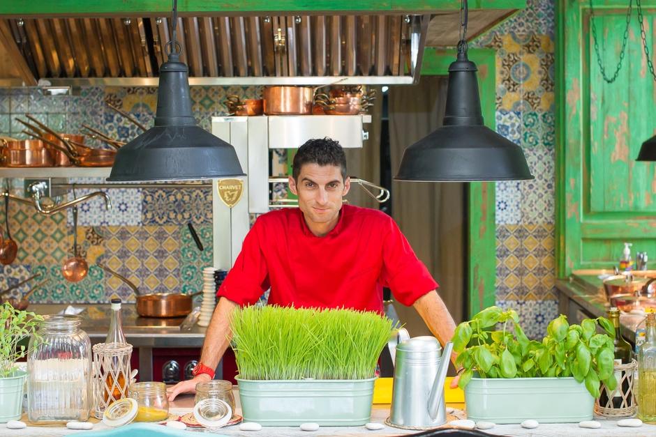 Кристиан Лоренцини, шеф-повар ресторана Christian
