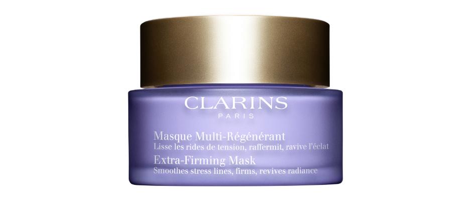 Омолаживающая маска, моментально устраняющая следы усталости и стресса Multi-Régénérant от Clarins