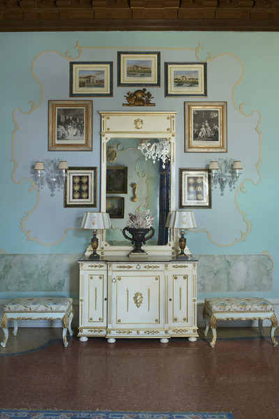 Архитектурное достояние Венеции: отель Gritti Palace | галерея [1] фото [14]