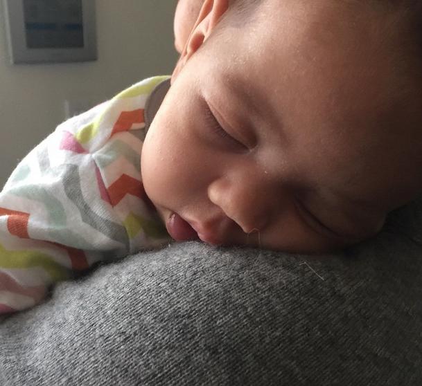 Новорожденная дочь Вина Дизеля