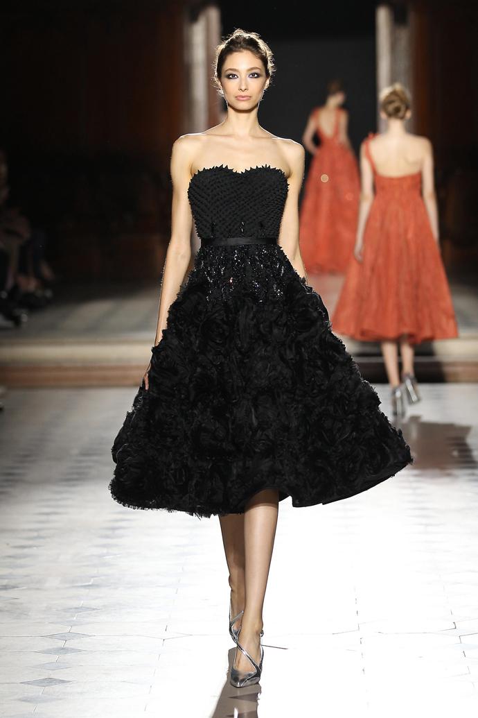 Tony Ward на Неделе высокой моды в Париже 2