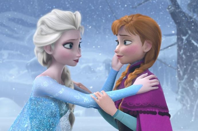 «Холодное сердце» (Frozen), 2013