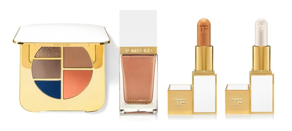макияж для загорелой кожи от Tom Ford
