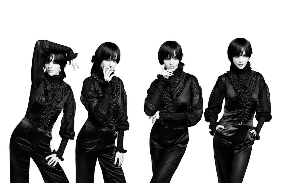 Мариякарла Босконо в новой рекламной кампании Chanel