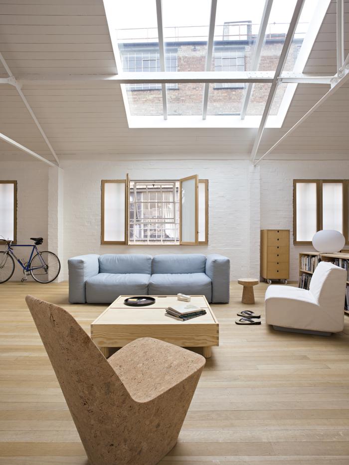 Дизайн интерьера квартиры студии фото [2]