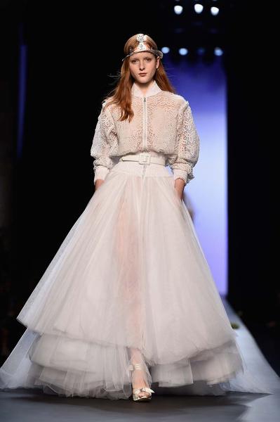 Показ Jean Paul Gaultier Couture | галерея [1] фото [19]