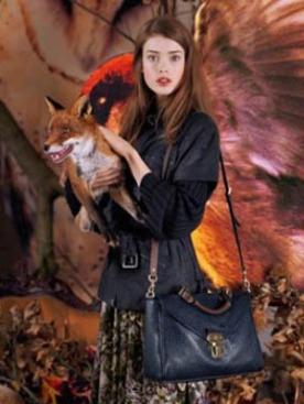 Рекламная кампания Mulberry осень-зима 2011-2012