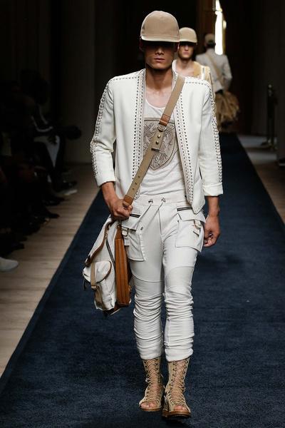 Неделя мужской моды в Париже: лучшие показы | галерея [7] фото [12]