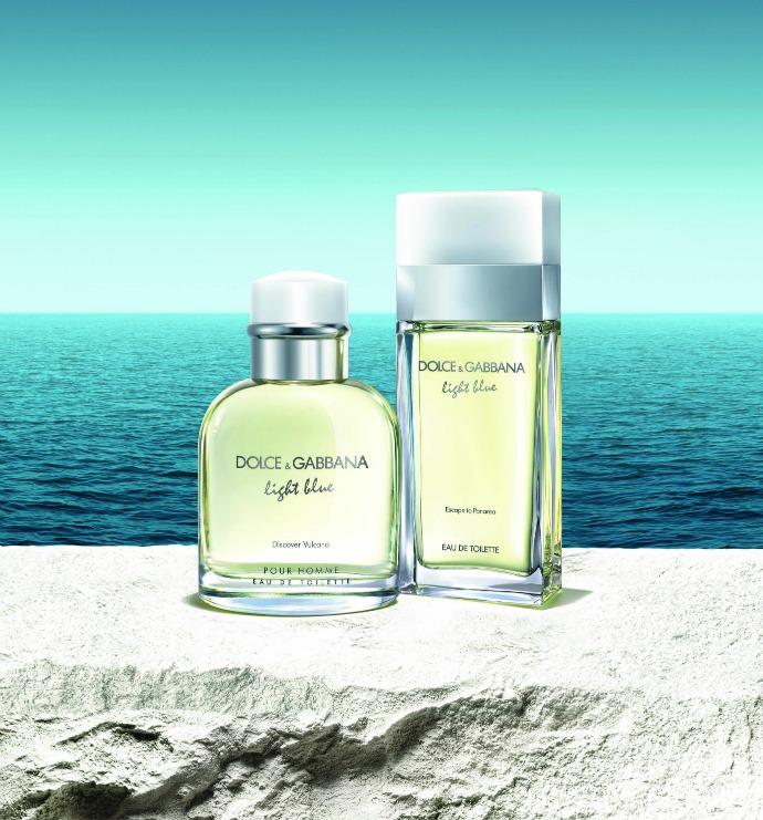 Dolce&Gabbana выпустили новые версии ароматов Light Blue