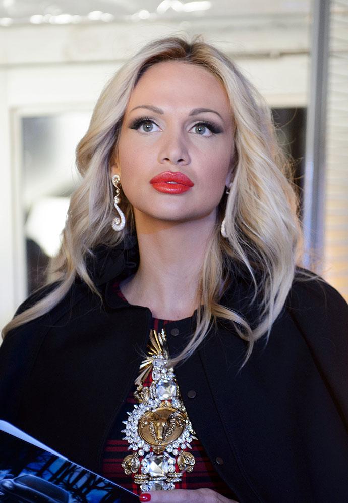 Виктория Лопырева