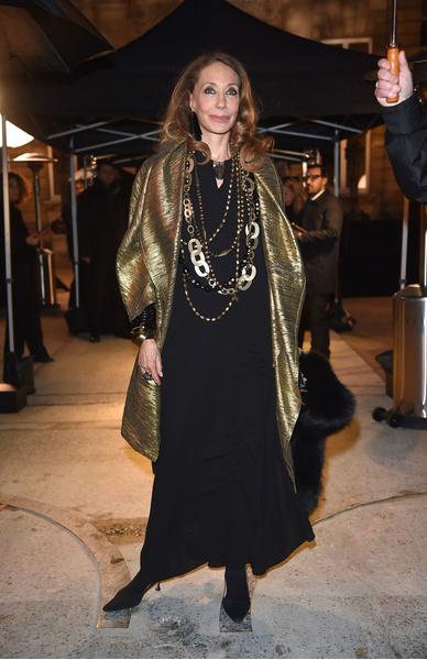 Однажды в Риме: показ Valentino на Неделе Высокой Моды в Париже | галерея [1] фото [12]
