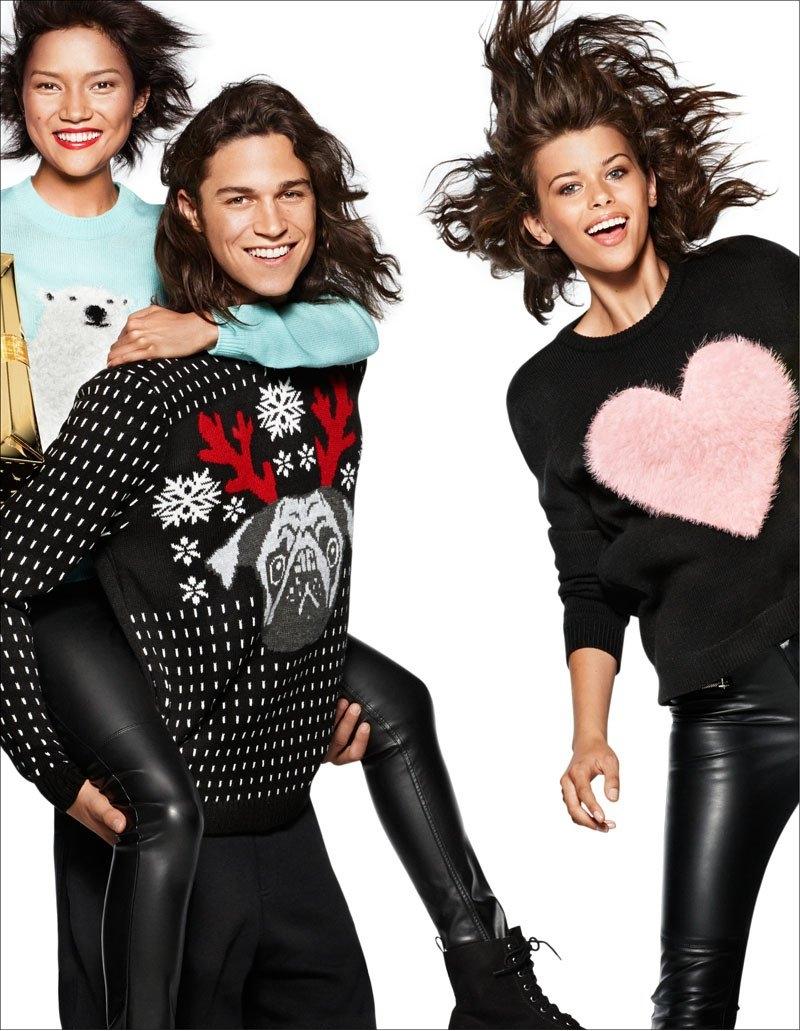 Рождественский свитер: фото