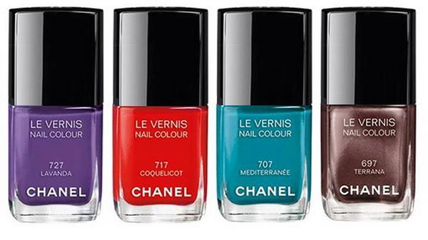 Chanel Méditerranée Collection