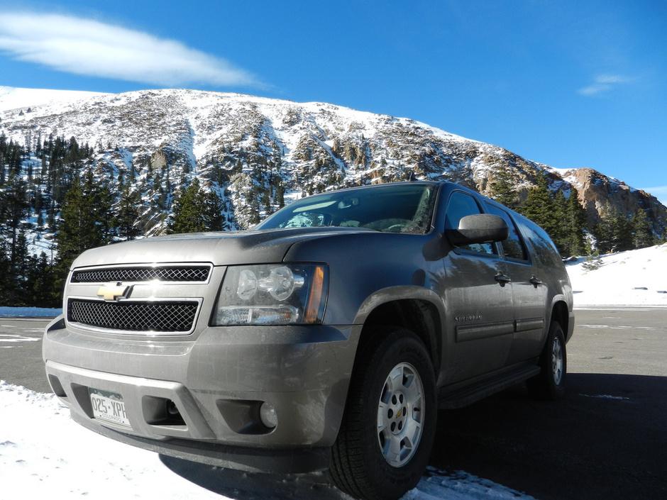 Chevrolet Suburban — «Одноклассники»