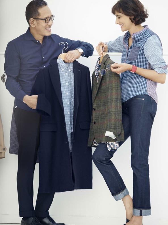 Одежда от Uniqlo