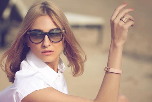 Очки Louis  Vuitton из коллекции весна-лето 2013 5