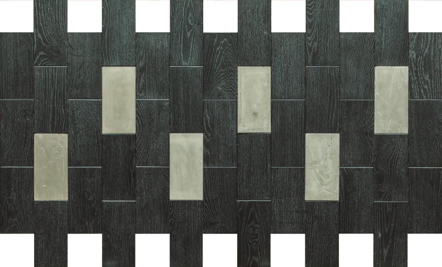 Бетон и цемент в интерьере ванной