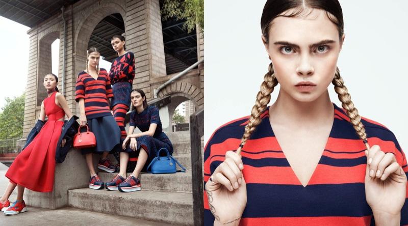 Модная молодежная одежда
