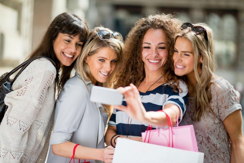 Андорра - одно из основных международных направлений шоппинг-туризма...