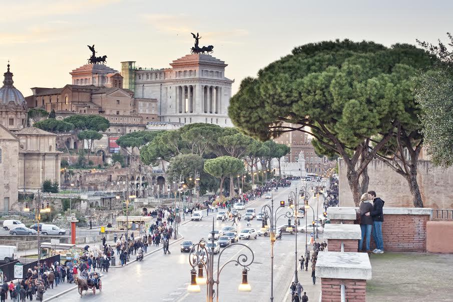 Италия, Рим Куда поехать на медовый месяц