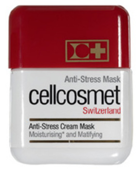 Anti-Stress Cream Mask, Cellcosmet