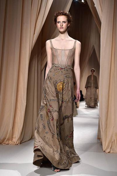 Показ Valentino Haute Couture | галерея [1] фото [18]
