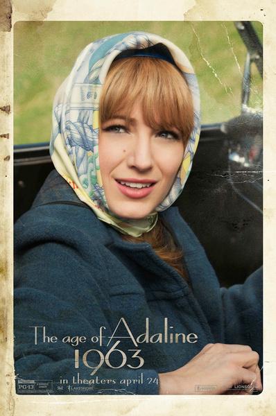 Блейк Лайвли примерила 9 образов для фильма «Век Адалин» | галерея [1] фото [5]