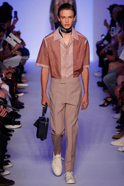Неделя мужской моды в Париже: лучшие показы | галерея [3] фото [9]