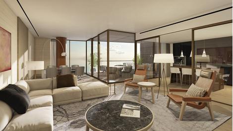 Bvlgari представила проект резиденций в Дубае | галерея [1] фото [7]