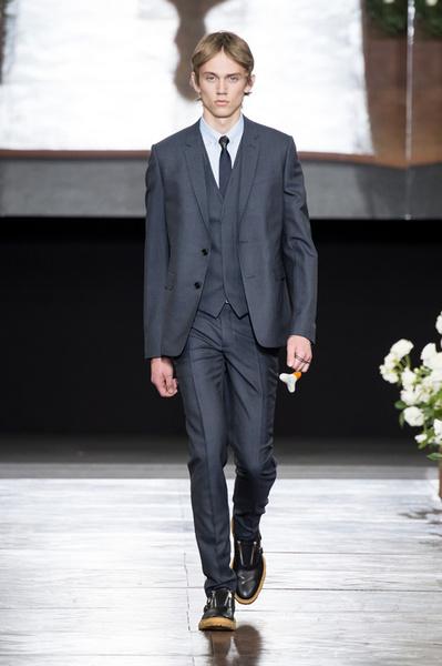 Неделя мужской моды в Париже: лучшие показы | галерея [6] фото [24]