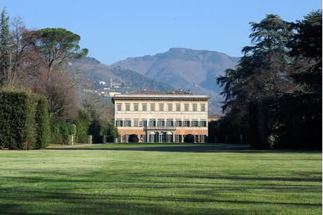 Вилла Марлия в Тоскане станет отелем | галерея [1] фото [32]