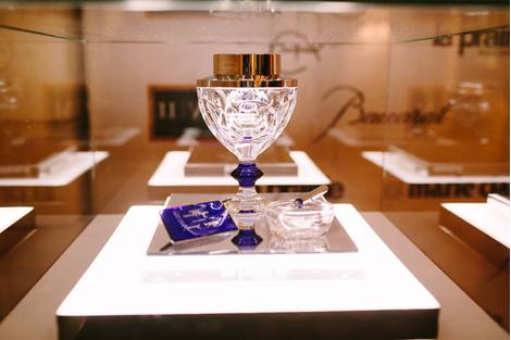 Презентация la prairie Caviar Spectaculaire в Cristal Room Baccarat | галерея [1] фото [8]